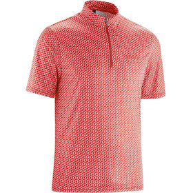 Gonso Orin Bike Jersey Shortsleeve Men red/white